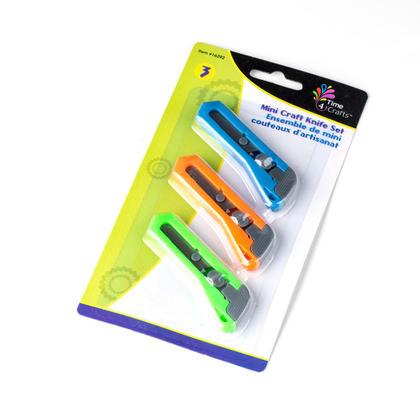 Mini rétractable bonbons couleur artisanat couteau photo boîte coupe-papier bureau école outils