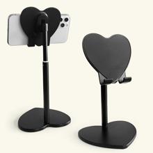 Heart Design Desktop Phone Holder