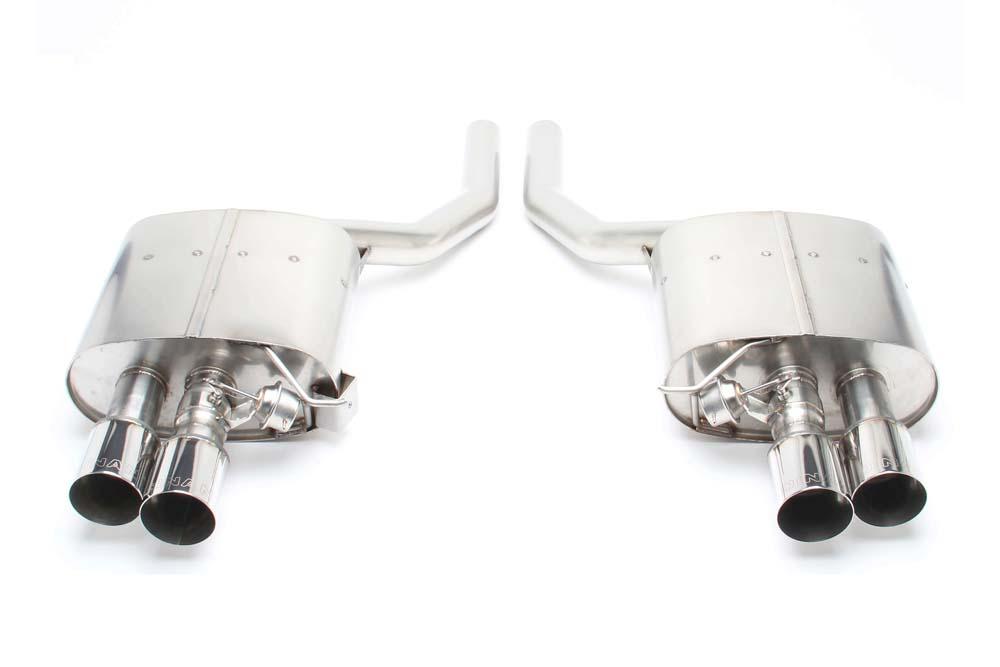 Dinan D660-0009A Stainless Exhaust BMW M5 E60 06-10