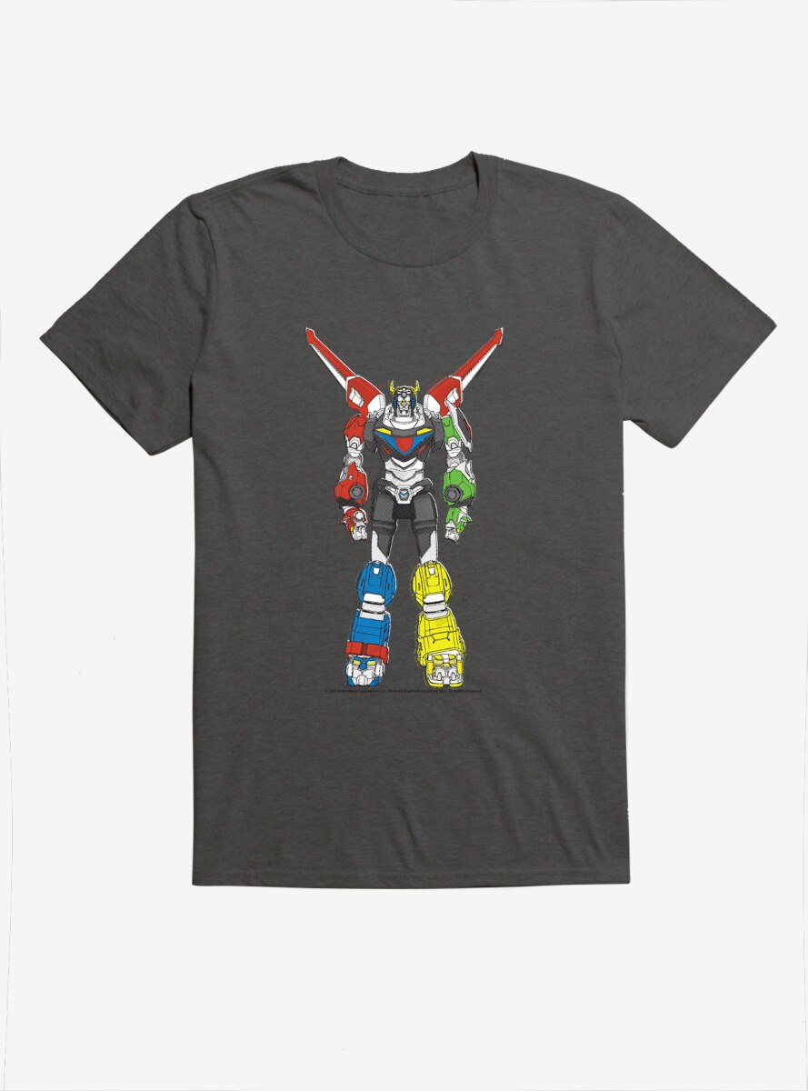Voltron Pixel T-Shirt