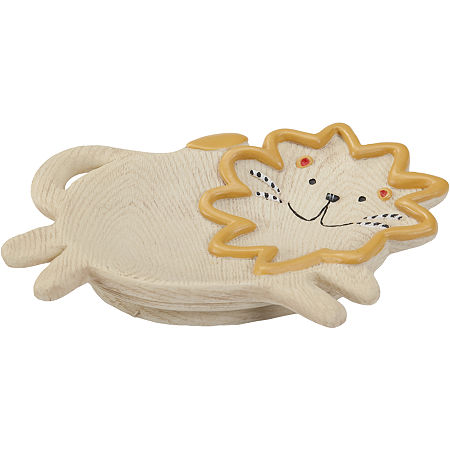 Creative Bath Animal Crackers Soap Dish, One Size , Multiple Colors