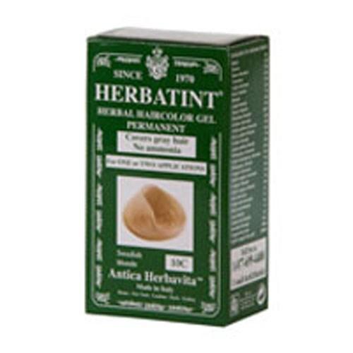 Herbatint Permanent Swedish Blonde (10c) 4 Oz by Herbatint