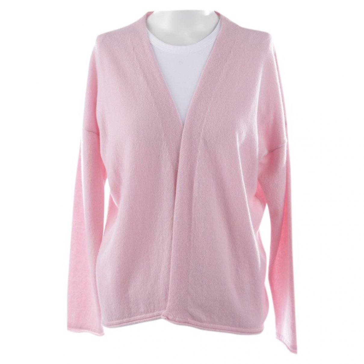 Autre Marque \N Pink Cashmere Knitwear for Women 36 FR