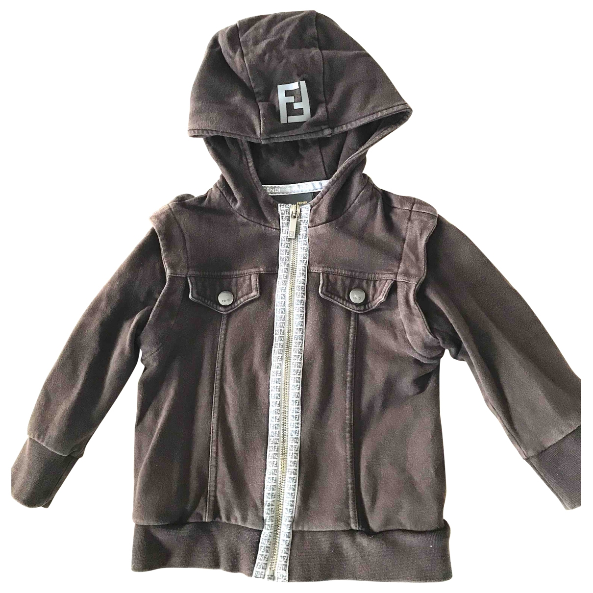 Fendi \N Brown Cotton Outfits for Kids 2 years - until 34 inches UK