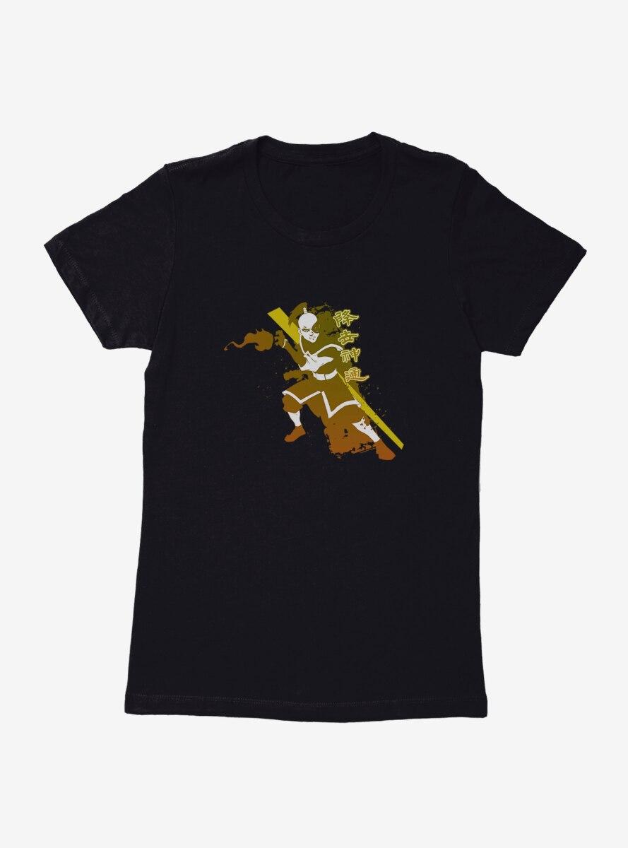 Avatar: The Last Airbender Zuko Kanji Womens T-Shirt