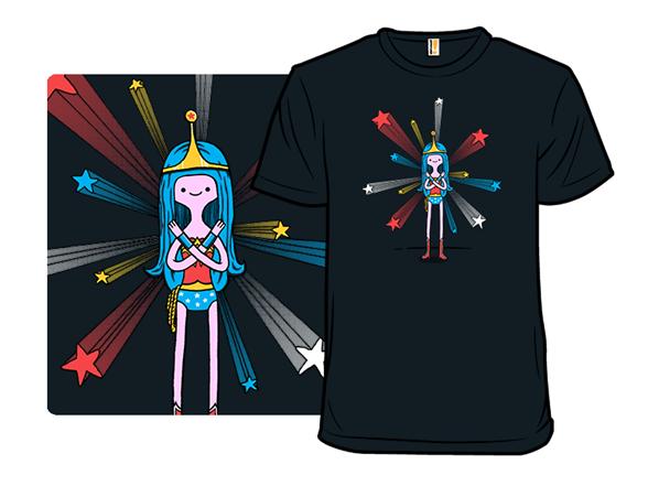 Princess Wonder T Shirt