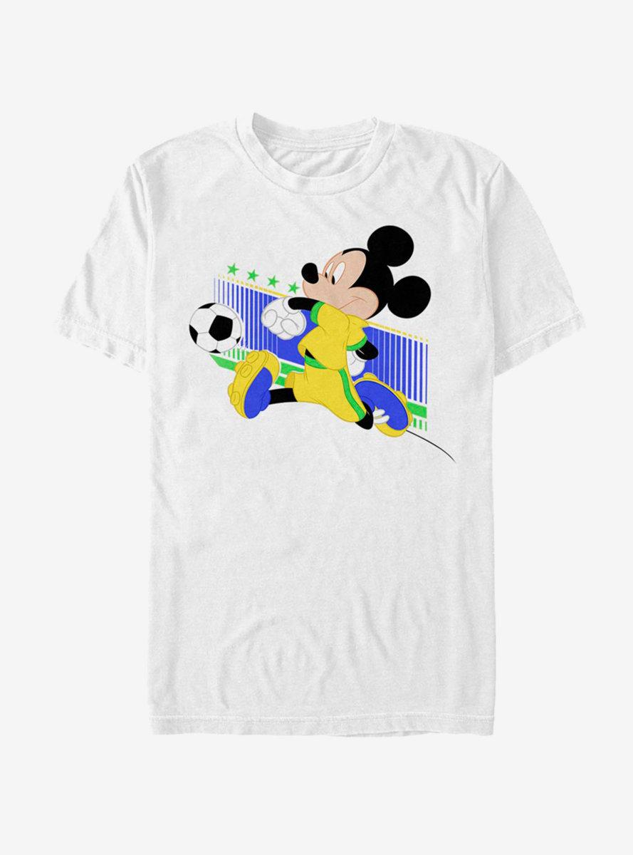 Disney Mickey Mouse Winning Kick T-Shirt