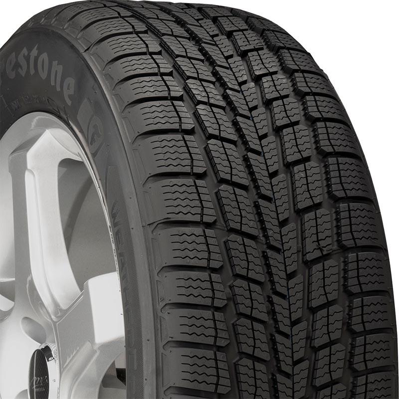 Firestone 004403 Weathergrip Tire 215/60 R16 95H SL BSW