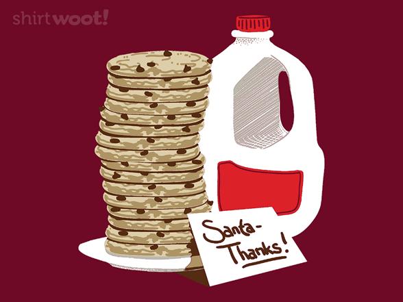 Santa - Thanks T Shirt