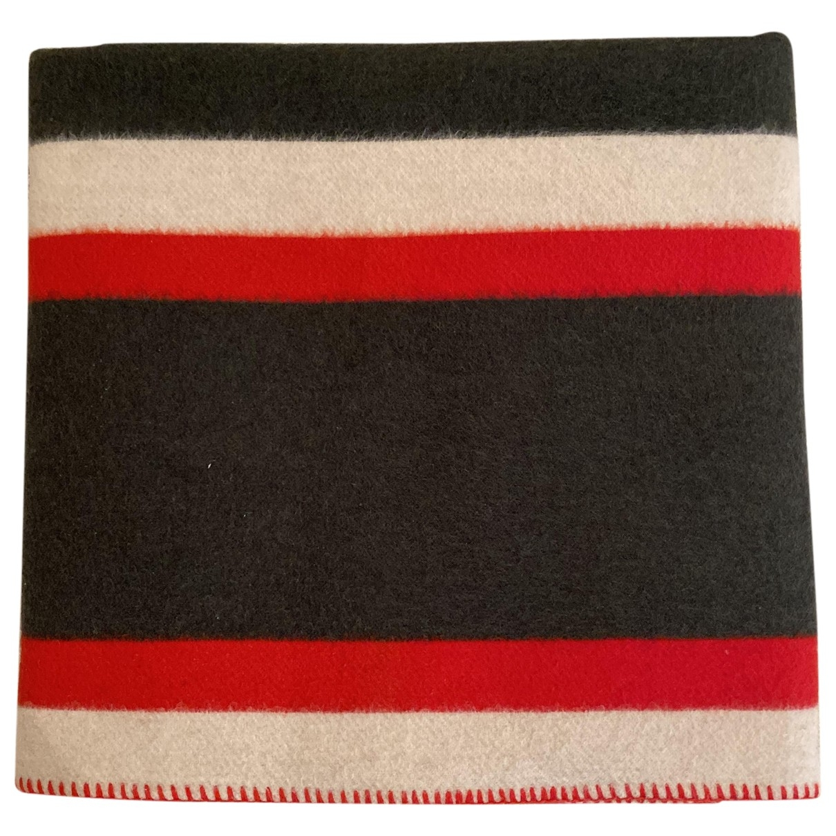 Gucci \N Multicolour Wool Textiles for Life & Living \N