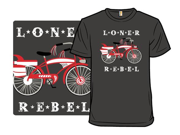 Alamo's Basement T Shirt