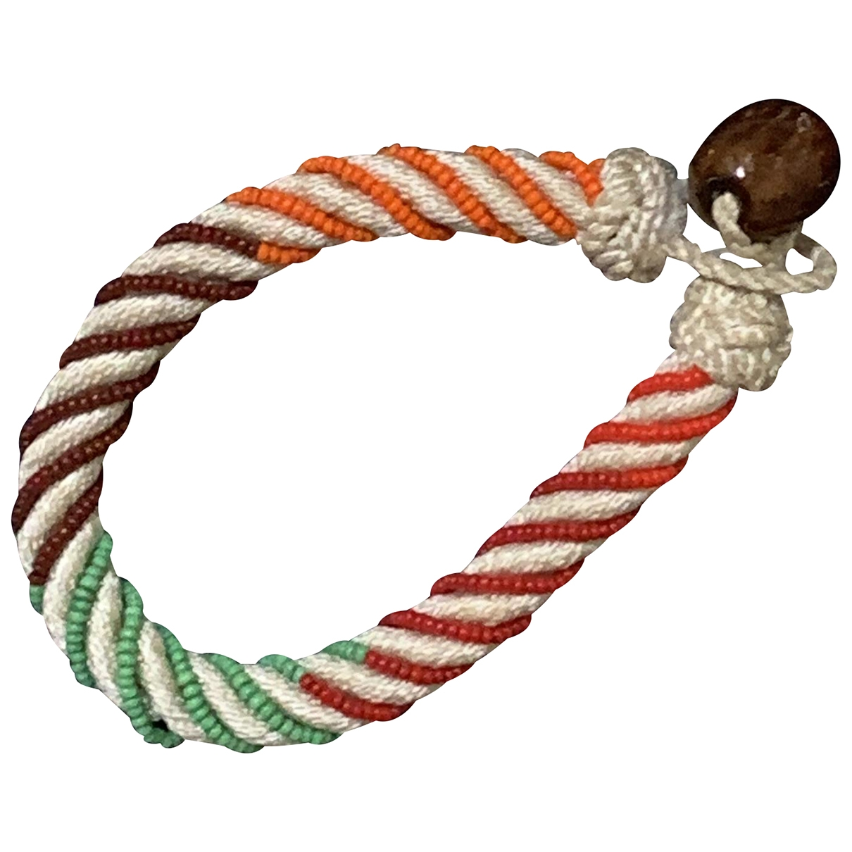 Aurelie Bidermann Maya Multicolour Cloth bracelet for Women \N