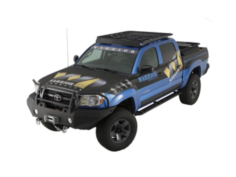 Warrior Products 4860 Platform Roof Rack Toyota Tacoma 05-18