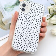 Dalmatian Print iPhone Case