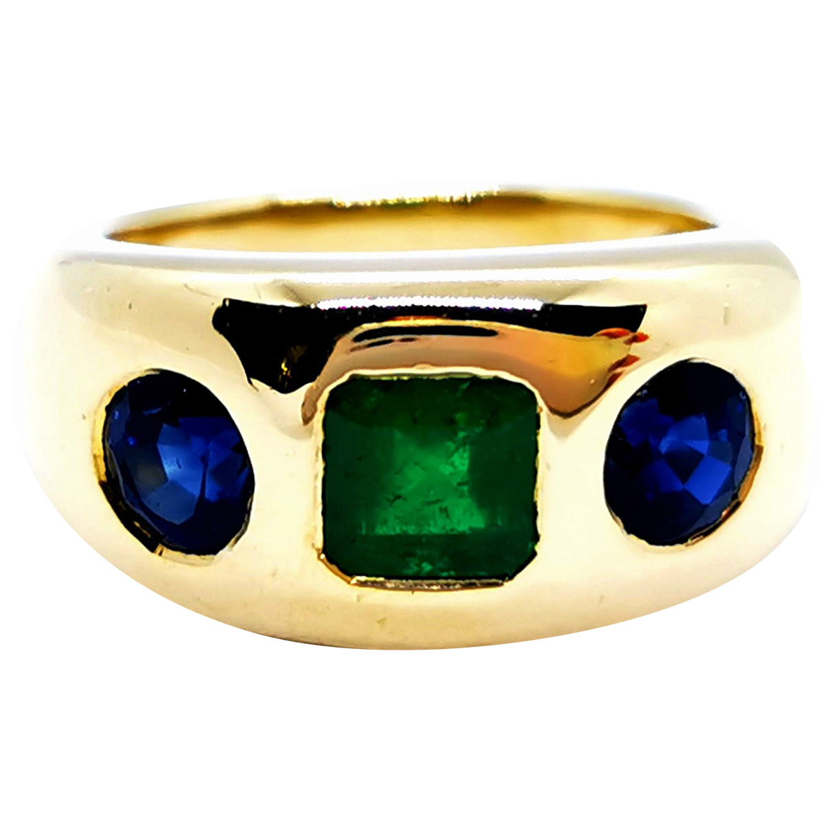 Autre Marque \N Gold Yellow gold ring for Women 55 EU