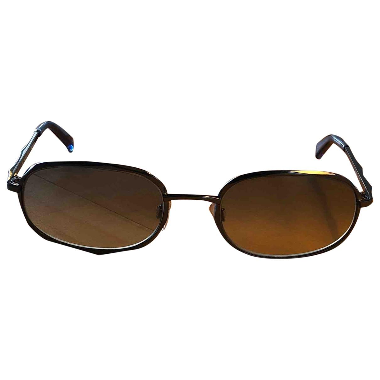 Jil Sander \N Grey Metal Sunglasses for Women \N