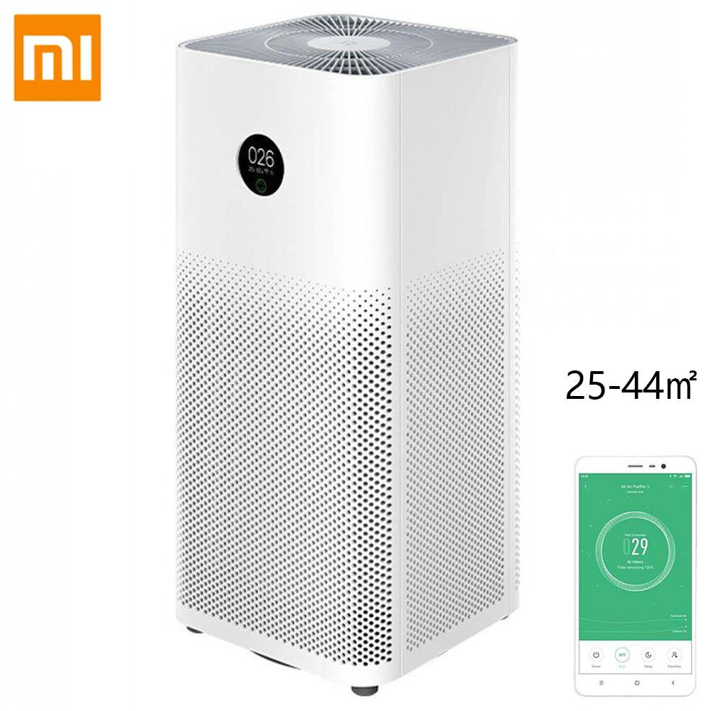 Xiaomi Mi Air Purifier 3H APP Control Light Sensor Multifunction Smart Air Cleaner Global Version - White