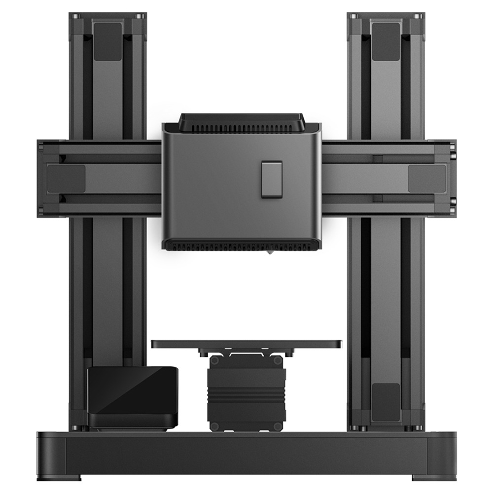 DOBOT MOOZ-2 PLUS Industrial Grade Transformable Metallic 3D Printer CNC Laser Engraver Magic Group Double Z-Axis Linear Guideway