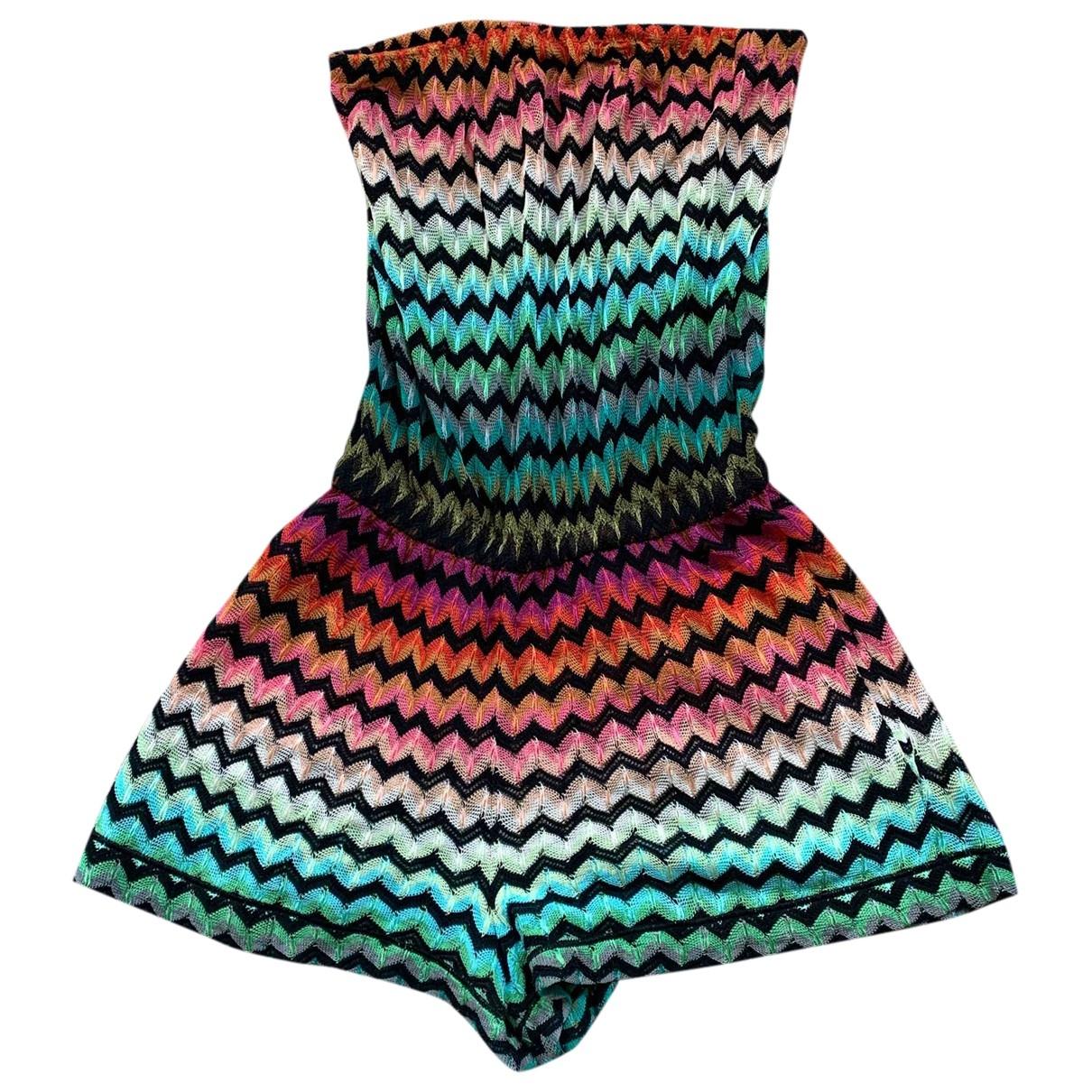 Missoni \N Multicolour jumpsuit for Women 40 IT