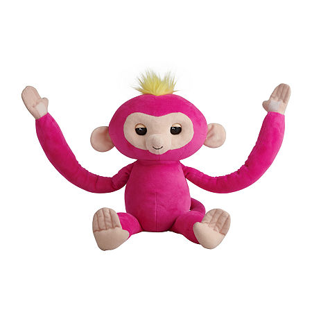 Fingerling Hugs Monkey, One Size , No Color Family
