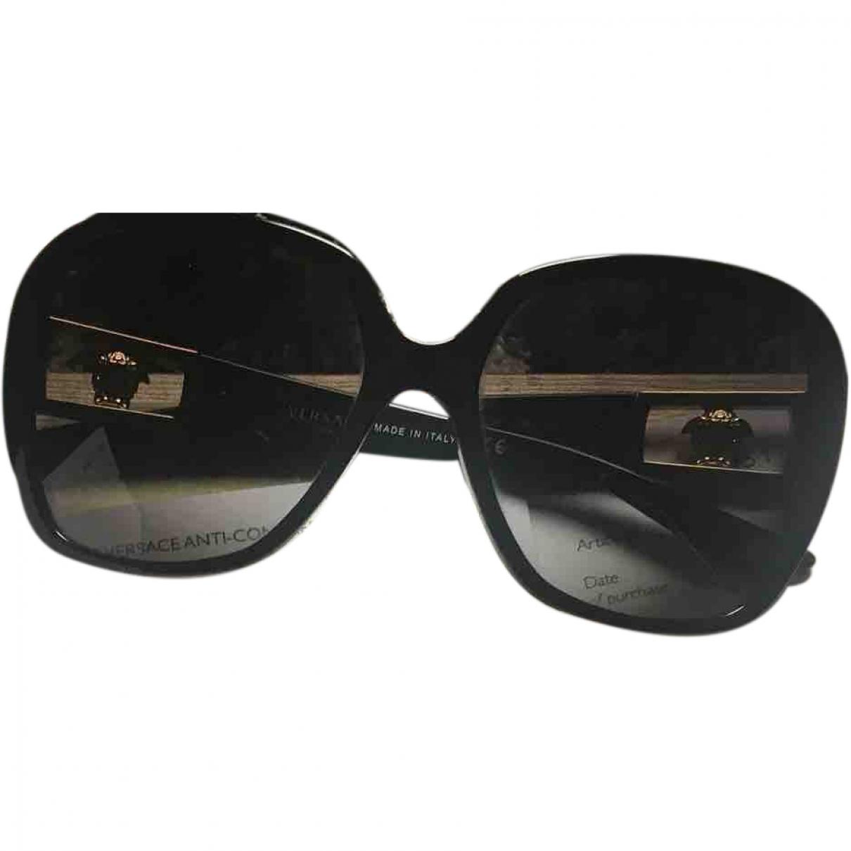 Versace \N Black Sunglasses for Men \N