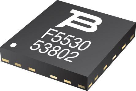 Bourns TBU-DF055-300-WH, Dual-Element Bi-Directional TVS Diode, 6-Pin DFN (3000)