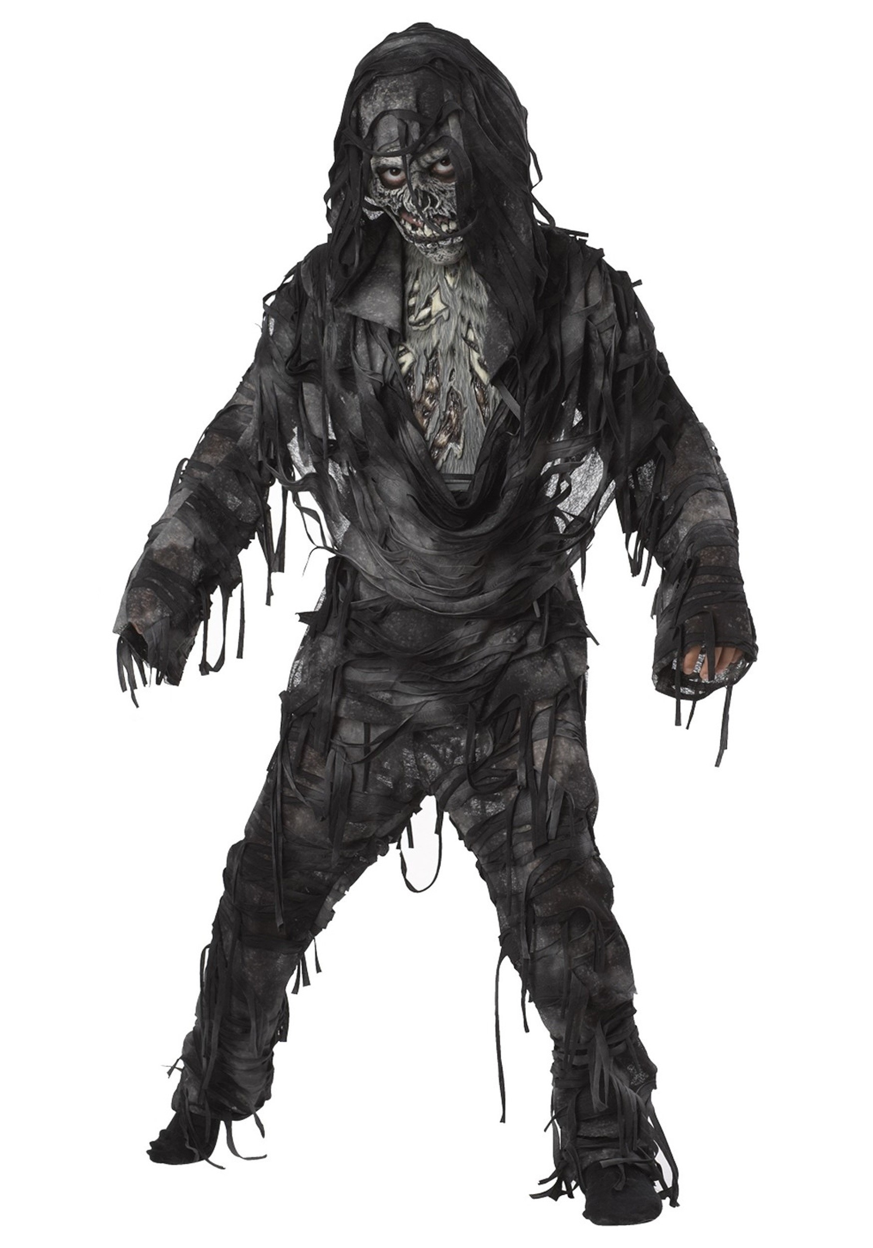 Living Dead Zombie Costume for Kids | Scary Halloween Costume