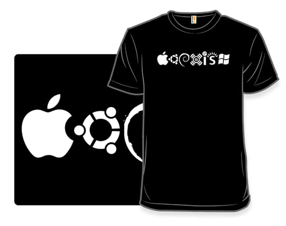 Coexist Remix T Shirt