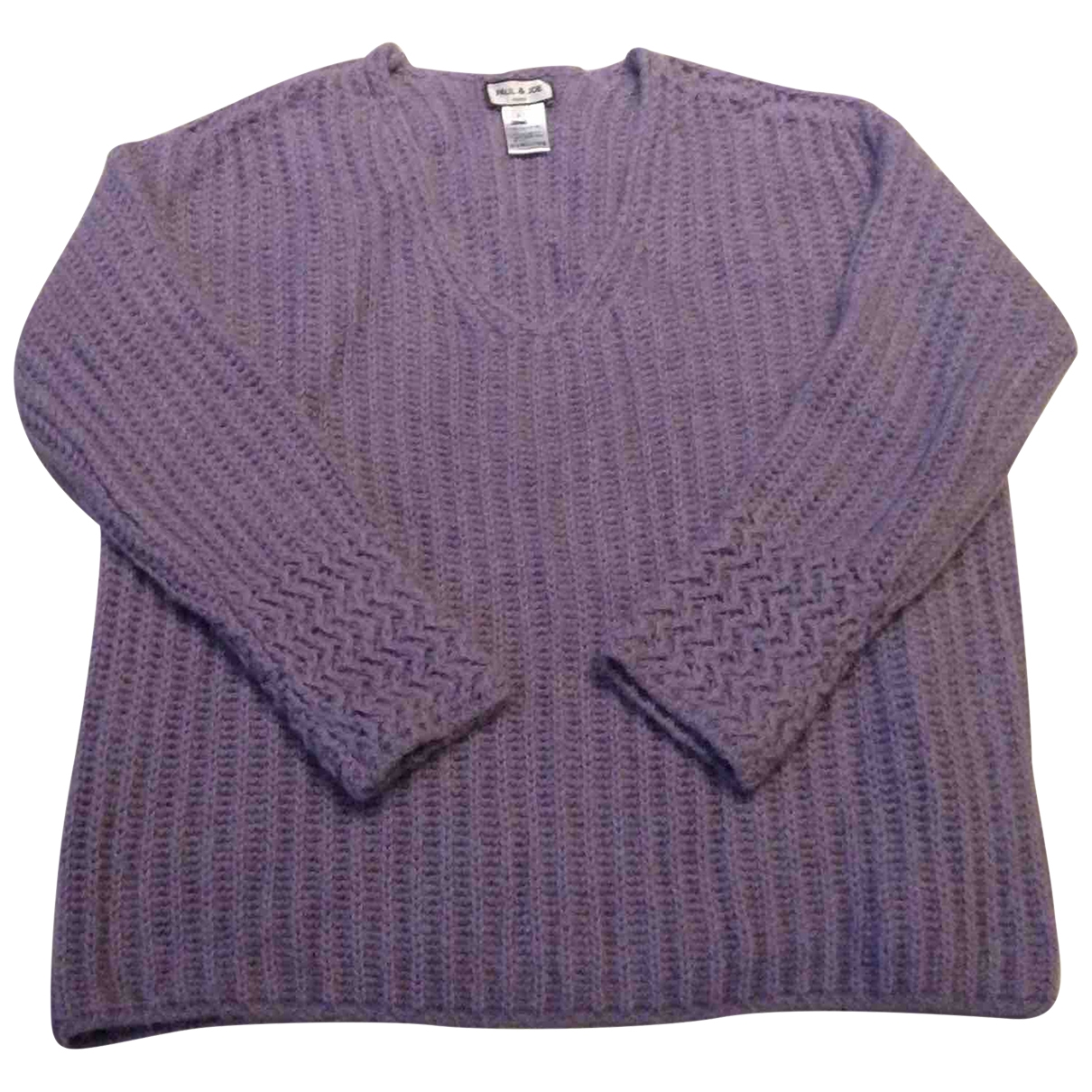 Paul & Joe \N Purple Knitwear for Women 4 0-5