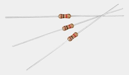 KOA 1.5kΩ Carbon Film Resistor 0.25W ±5% CF1/4C152J (100)