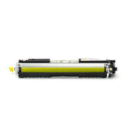 Compatible HP 130A CF352A Yellow Toner Cartridge - Moustache