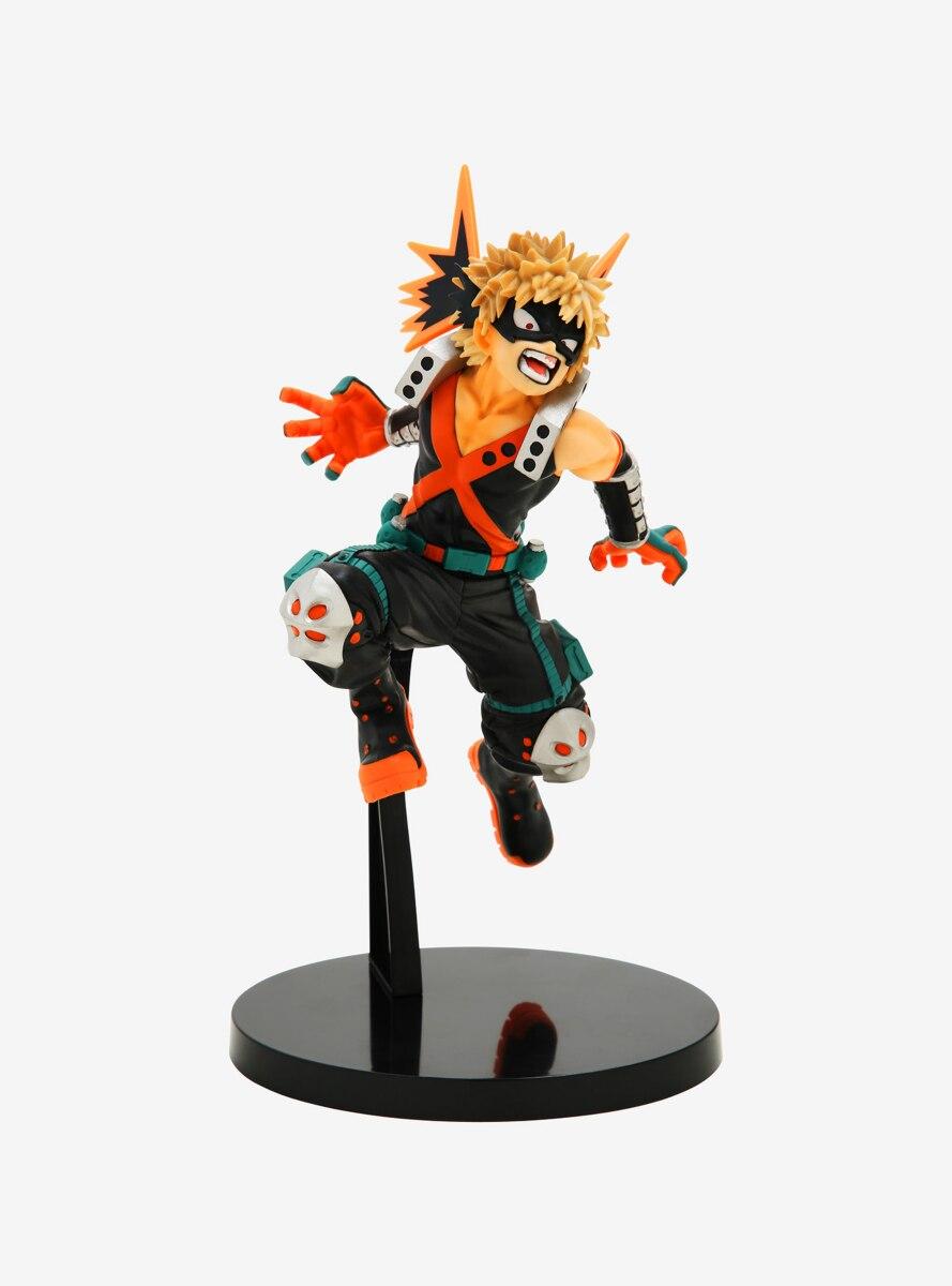 Banpresto My Hero Academia Katsuki Bakugo King of Artist Collectible Figure