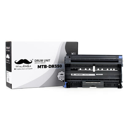 Brother DR350 tambour compatible - Moustache®