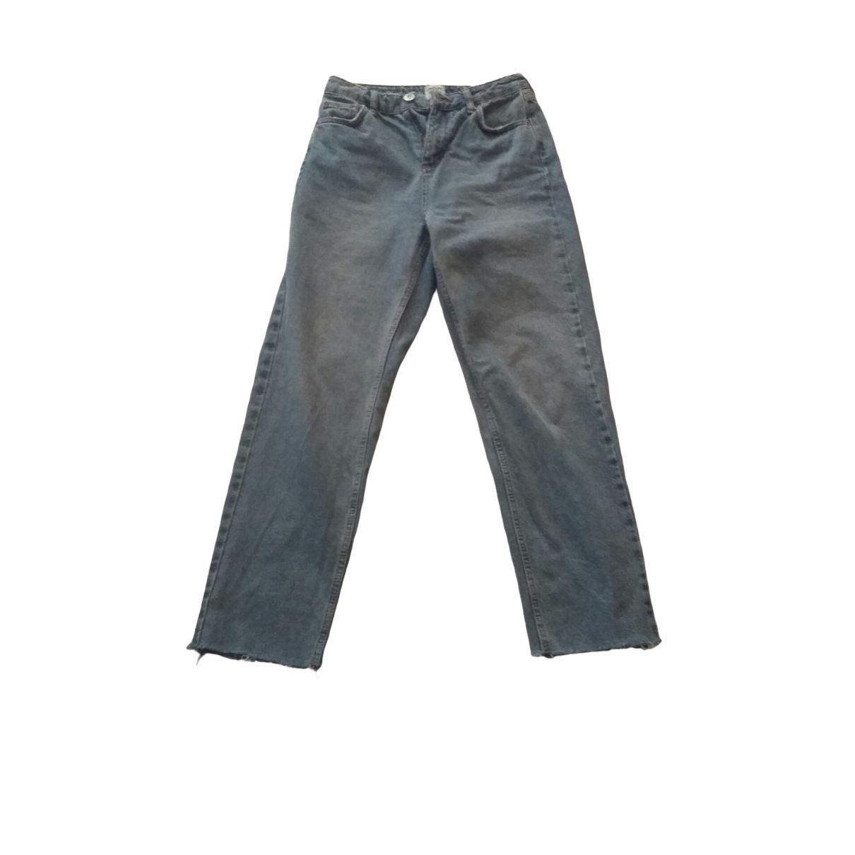 Urban Outfitters \N Blue Denim - Jeans Jeans for Women 25 US