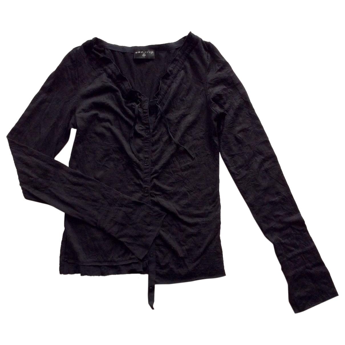 One Step \N Black  top for Women 36 FR