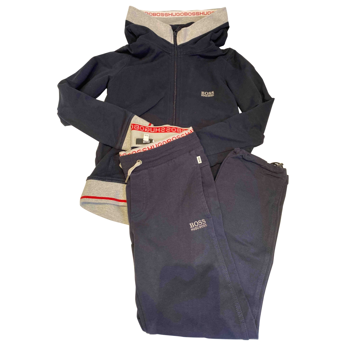 Hugo Boss \N Blue Cotton Outfits for Kids 8 years - up to 128cm FR