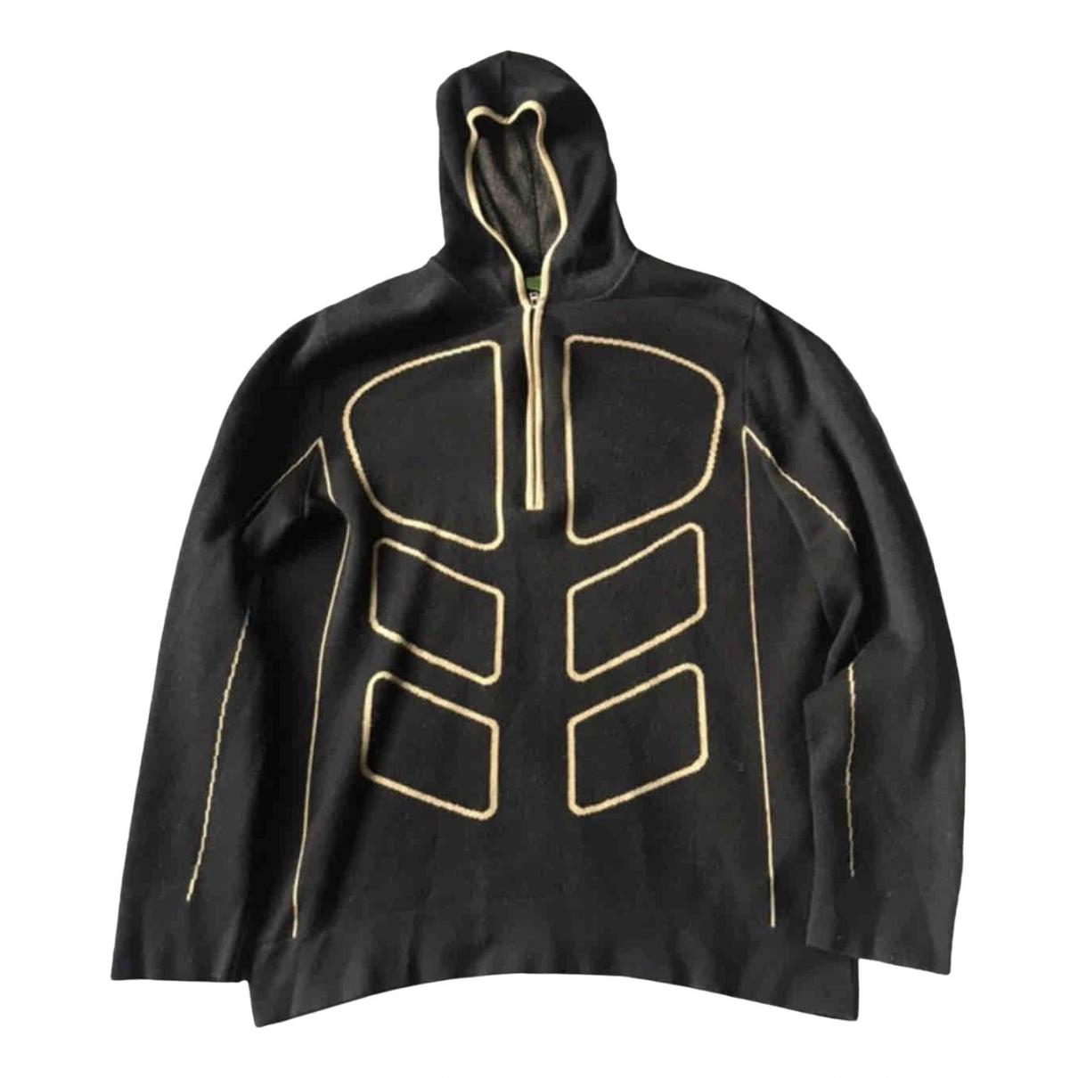 Boss \N Black Wool Knitwear & Sweatshirts for Men M International