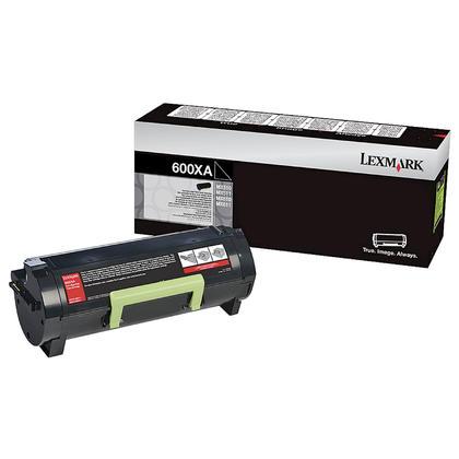 Lexmark 600XA 60F0XA0 Original Black Toner Cartridge Extra High Yield