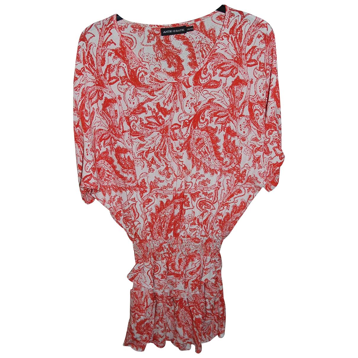 Antik Batik \N Red dress for Women 36 FR