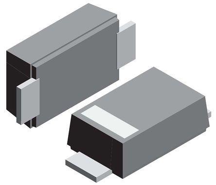 Vishay 200V 1A, Diode, 2-Pin DO-219AB VS-1EFH02-M3/I (100)