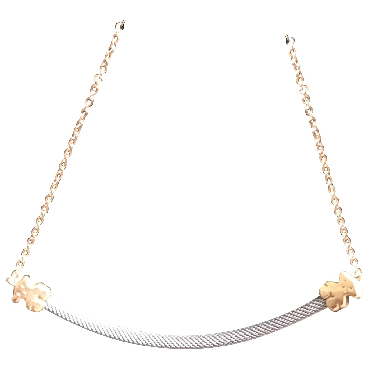 Atelier Tous \N Gold Yellow gold necklace for Women \N