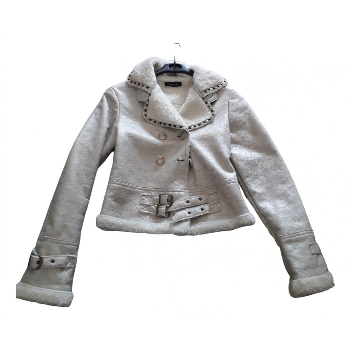 Parrot \N Beige jacket for Women S International