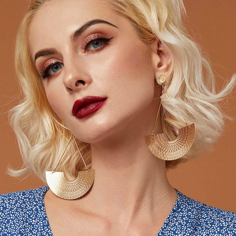 Ericdress Alloy E-Plating Birthday Women's Earrings