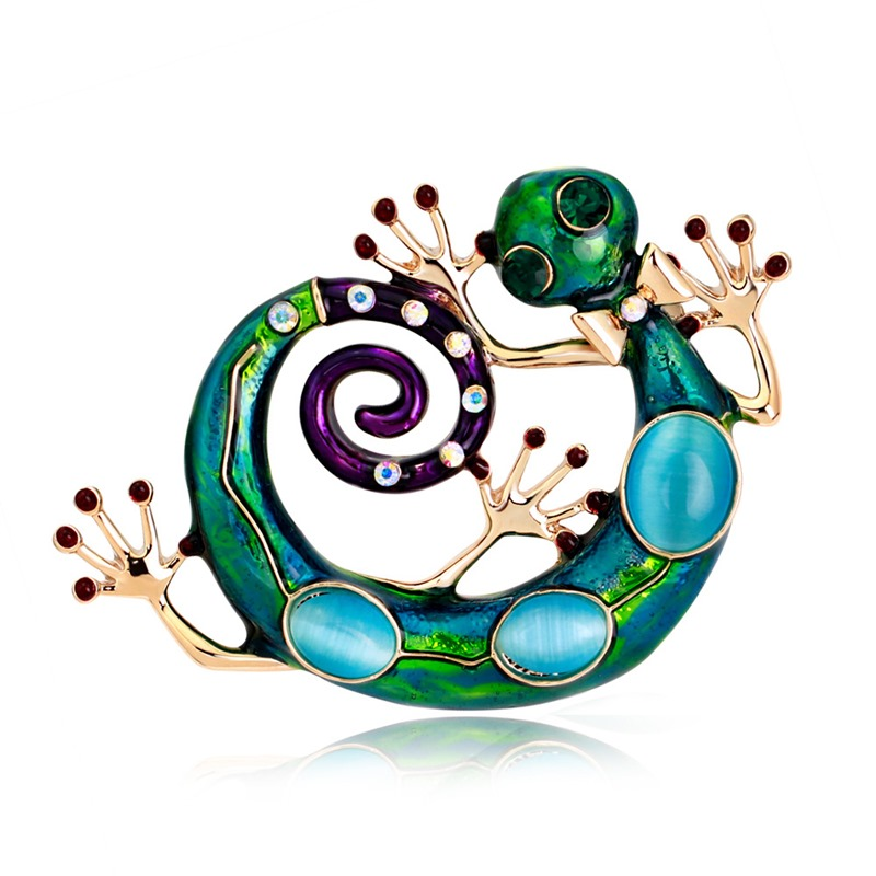 Ericdress Animal Alloy Brooches Brooches