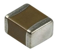 Murata , 0201 (0603M) 12pF Multilayer Ceramic Capacitor MLCC 25V dc ±5% , SMD GRM0335C1E120JA01D (500)