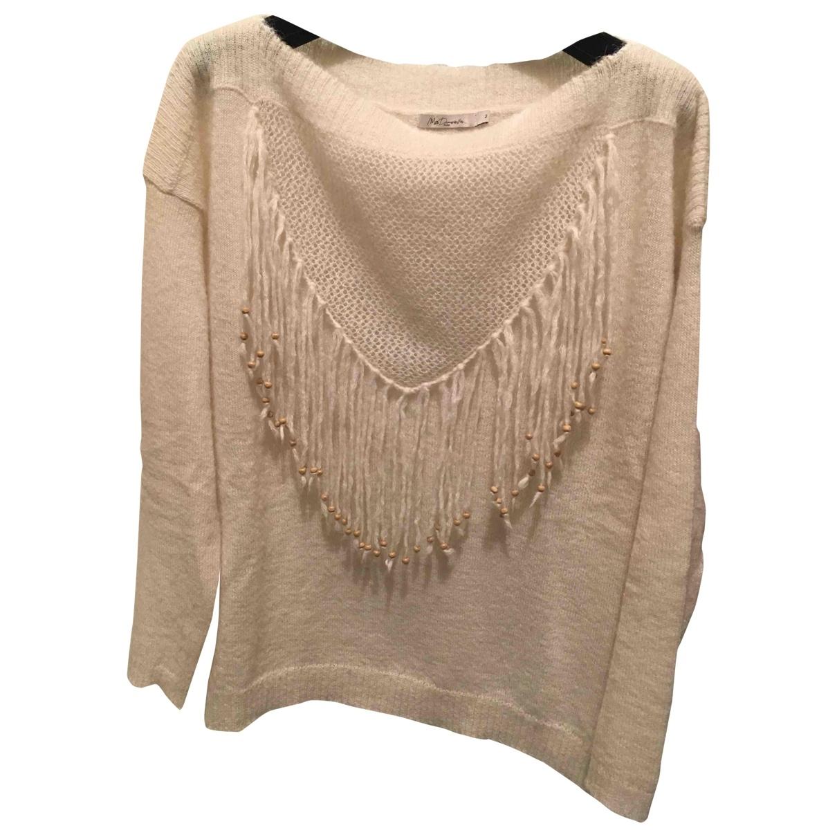 Mes Demoiselles ... \N White Wool Knitwear for Women 44 IT