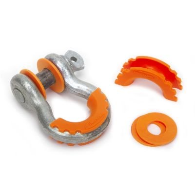 D-Ring Isolator And Washers