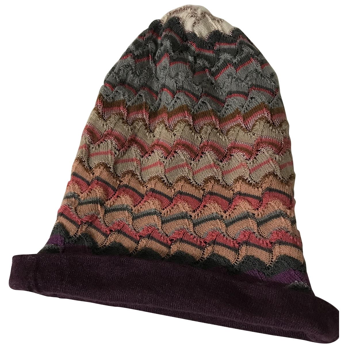 Missoni \N Multicolour Wool hat & Gloves for Kids \N