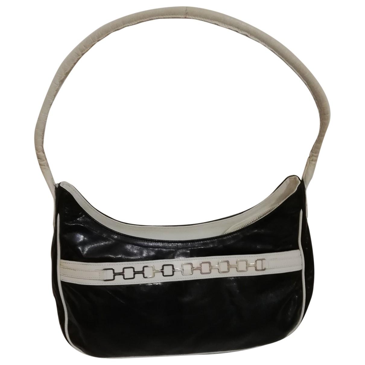 Casadei \N Black Leather handbag for Women \N