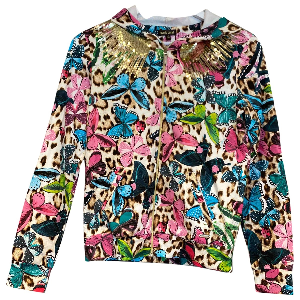 Roberto Cavalli \N Multicolour Cotton Outfits for Kids 14 years - S FR